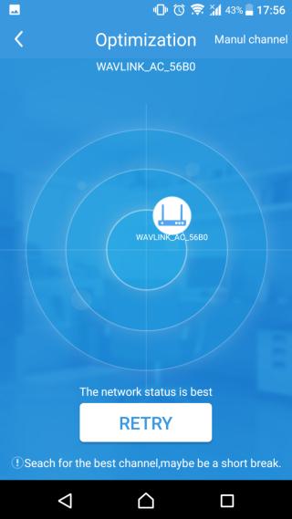 優化 Wi-Fi 頻道(遊戲答案::manual vs manul、search vs seach)
