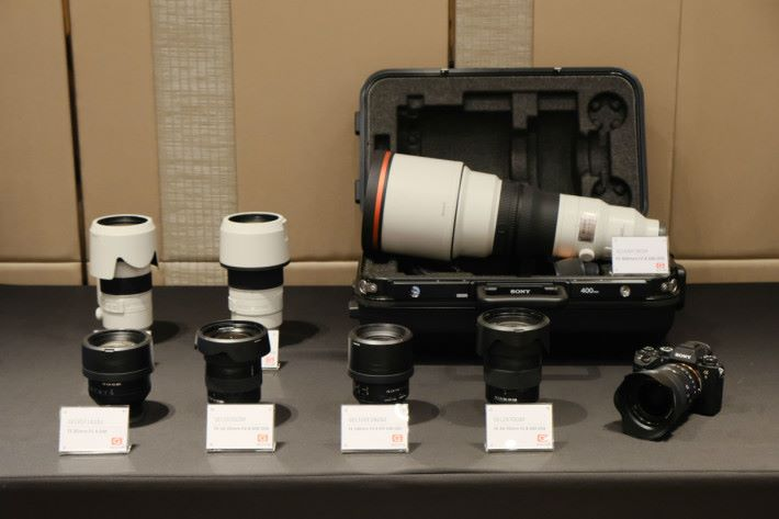 Sony 為整個 G Master 系列鏡頭再添一員,帶來 FE 24mm F1.4 GM 。