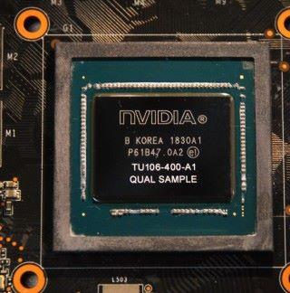 TU106 核心晶片