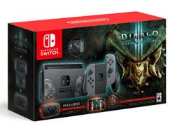 又有限定機!?任天堂公開《 Diablo III 》主題同捆機套裝