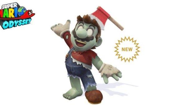 Mario 已死!?萬聖節慶祝活動嚟啫 ww