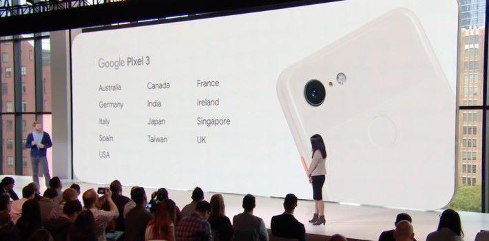 今次 Pixel 3/Pixel 3 XL 會在台灣發售,這是否同時意味著 Google Assistant 支援國語呢?