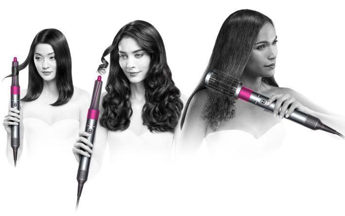 Dyson 全新 Airwrap 美髮器