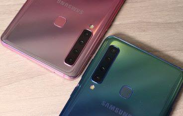 Samsung Galaxy A9 四鏡頭表現實測