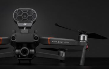 救災用航拍機 Mavic 2 Enterprise