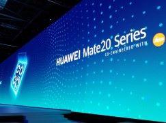 倫敦直擊!HUAWEI Mate 20 系列新 Kirin 處理器及 NM 卡加持