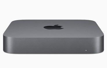 Mac Mini 未死!八代 i7 漆黑上身