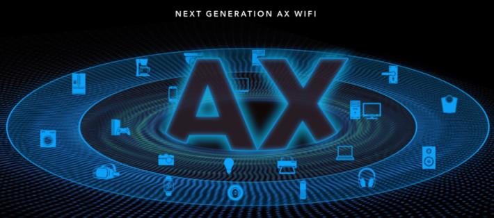 AX Wi-Fi 可同時服務多台裝置,更適合未來的 IoT 智能家居。Source:Netgear