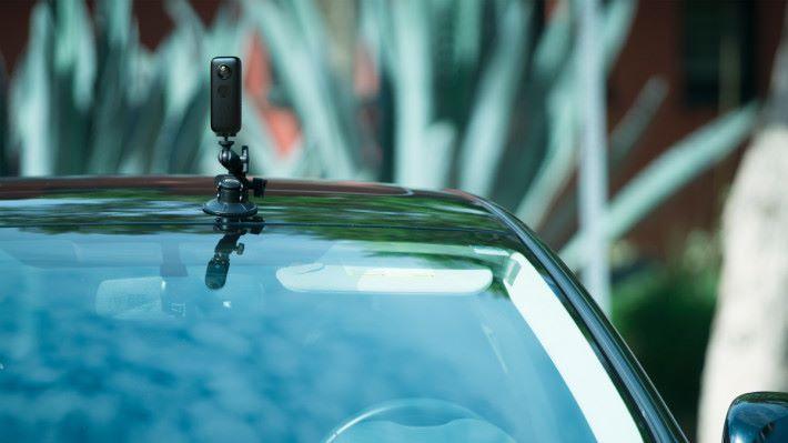 車用吸盤。