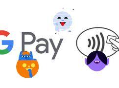 Google 炮製 用 Google Pay 就「撞鬼」!