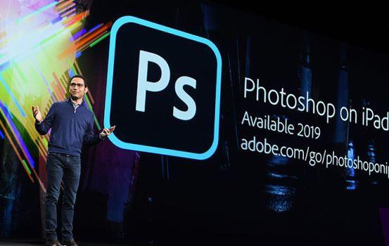 Adobe MAX 大會發表 iPad 版 Photoshop CC 及新插畫軟件 Project Gemini