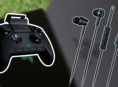 Razer 配合手機同步推出遊戲手掣及耳機