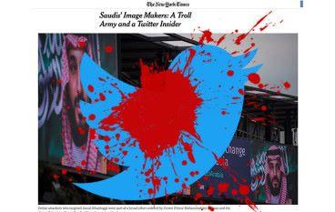 紐時指沙地拉攏 Twitter 工程師做間諜