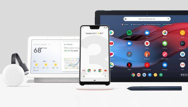 Made by Google 2018 發表會 手機、平板筆電、家庭中樞三路進擊