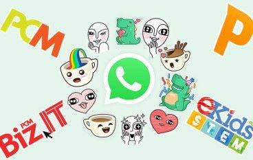 WhatsApp Sticker 自己造(iOS 版)