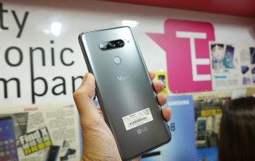 LG V40 ThinQ 水貨到 Triple shot 功能有新意