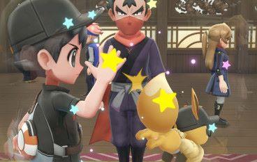 Pokémon Let's Go 大師之路( 6 )踩入淺紅市 學齊遊水推石