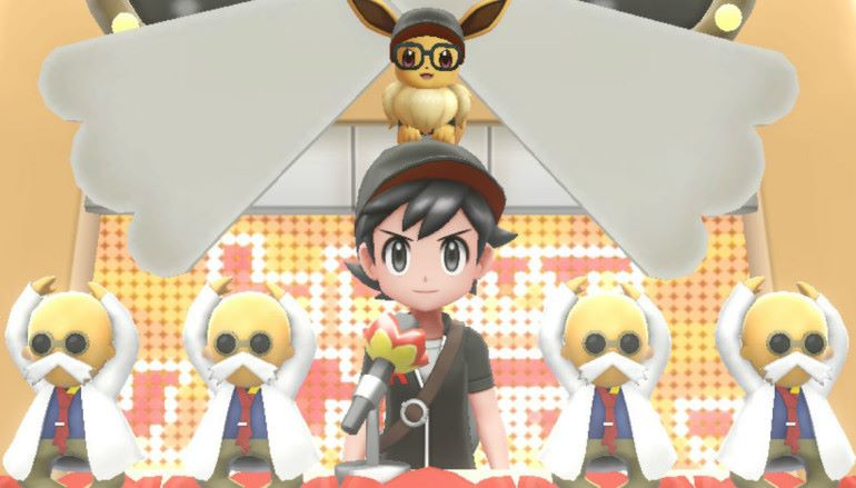 Pokémon Let's Go  大師之路( 7 )廢屋 x 問答遊戲 ! 紅蓮道館