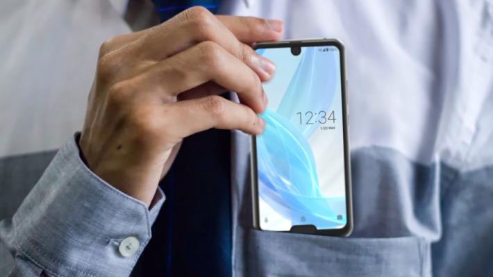 5.2 吋屏幕大小,明顯是針對日本市場的喜好。