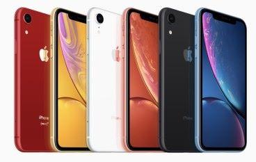 Apple 要求鴻海停止增產 iPhone XR !