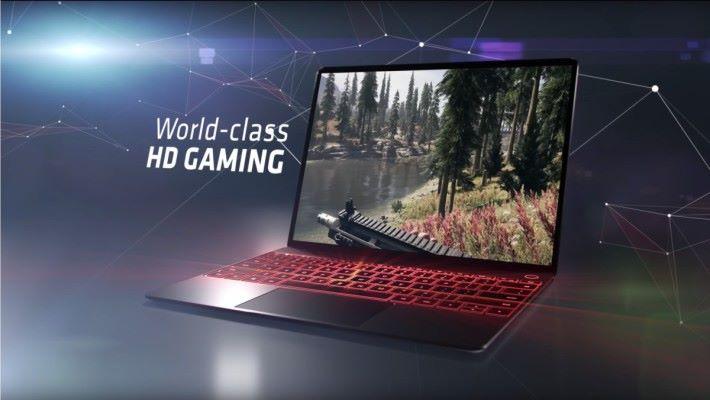 由於新獨顯同時提升了遊戲性能,相信 Windows 筆電不久都會相繼引入。