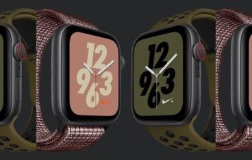 Nike 公布 Apple Watch 錶帶新色本周推出