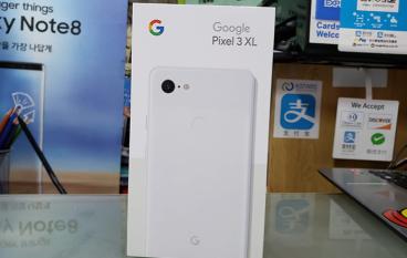 【場料】 Google 單鏡旗艦 Pixel 3 及 3 XL 水貨到港