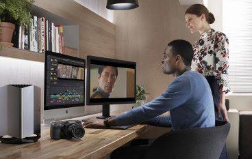 新 Mac mini、MacBook Air 顯示伴侶 Blackmagic eGPU Pro