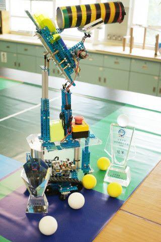 「小蜜蜂」奪得冠軍及「最佳工程設計獎」。
