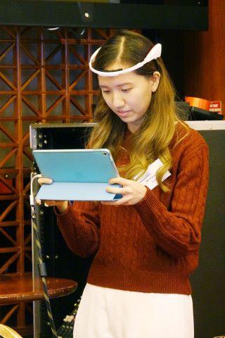 新科技能訓練新項目,腦電波控制適合訓練學生專注力等各項目。