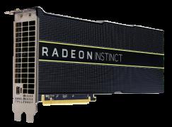 率先採用 7nm 製程及 PCIe 4.0 AMD 發表 Radeon Instinct MI60