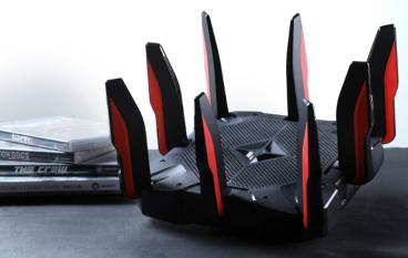 硬件規格強 = 電競? TP-Link Archer C5400X 電競 Router 開箱實測