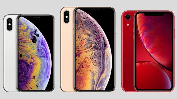消息人士指 Apple 一口氣推出多個型號的手機,令 Apple 難以估計組件和手機生產需求。