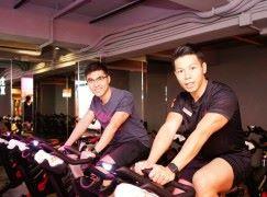 一起衝 一起闖 Coach by Color 團隊單車訓練系統