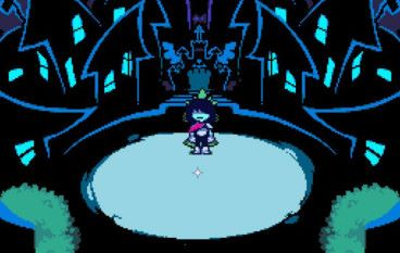 《 Undertale 》作者發佈神秘遊戲 《 Deltarune 》