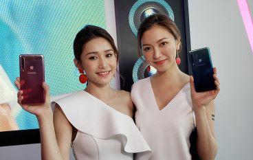 四鏡頭植入影盡任何靚景 Samsung Galaxy A9 月尾開賣