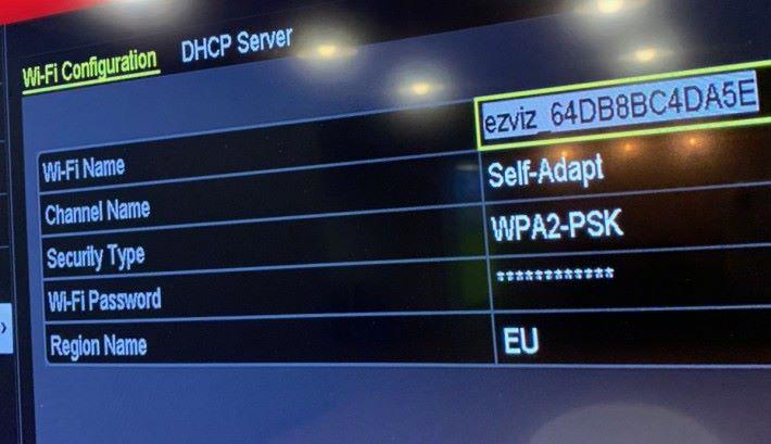 Vault Live 的 Wi-Fi 作用是連接 IP Cam,並作 DHCP Server 派 IP 給 IP Cam,功能與 Wi-Fi Router 重疊。