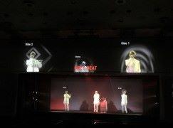 Beatbox REATMO親身示範  NTT Kirari!即時圖像擷取系統 效能驚人