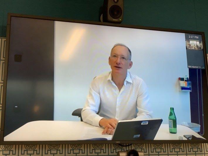 Google 全球私隱權顧問 Peter Fleischer