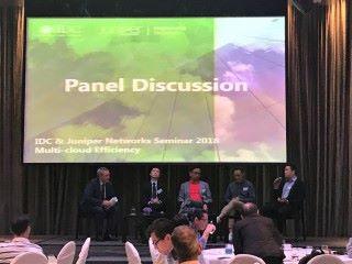 早前Juniper Networks聯同IDC舉辦「Multi-cloud高效策略研討會」,闡述多雲端環境雖然是趨勢,但企業也應以資訊安全為首要關注的項目。