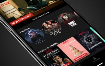 手機版 Netflix 新功能追劇更輕鬆