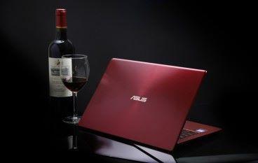 【開箱實測】源自法國布根地名酒產區 ASUS ZenBook S「醺酒紅」限量版