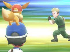 Pokémon Let's Go!大師之路(3)郵輪學斬樹、決戰枯葉道館