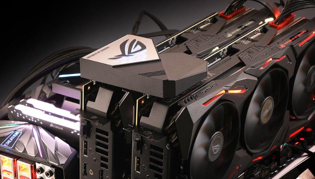 第三代 NVLink SLI 詳盡解構 雙 RTX 2080 Ti 挑戰 4K Gaming 極限