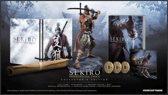 北美版 Collector Edition 的包裝,未確定日版是否有分別。