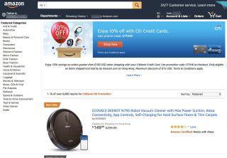 在美國和日本 Amazon 都有 Citibank HK Promotion 專區,要注意兩地優惠期限不同。