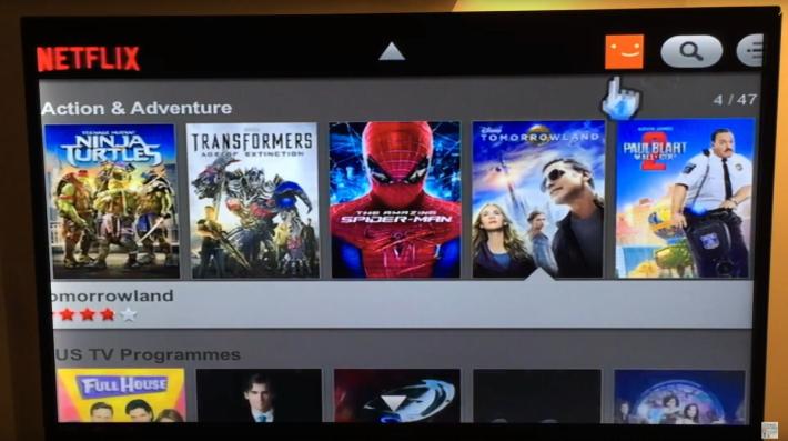 至今用戶尚可以於 Wii 上觀看 Netflix 的影片