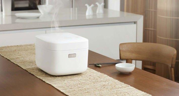 小米的智能家電,以及物聯網產品發展速度驚人。
