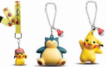 【網上訂購唔駛炒】八達通推出全新 Pokémon 3D 配飾