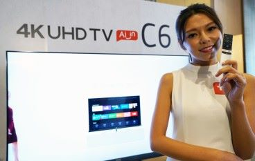 入門玩正宗Android TV 8.0 – TCL C6